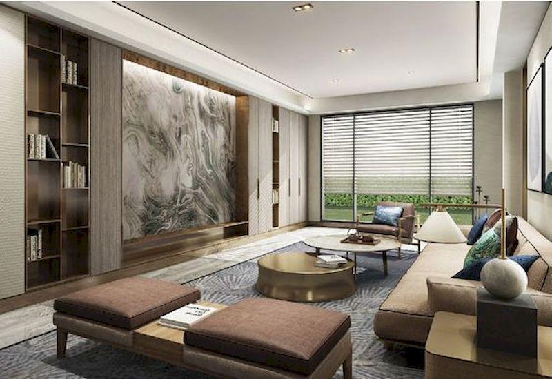 Impressive chinese living room decor ideas 01