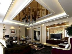 Impressive chinese living room decor ideas 17