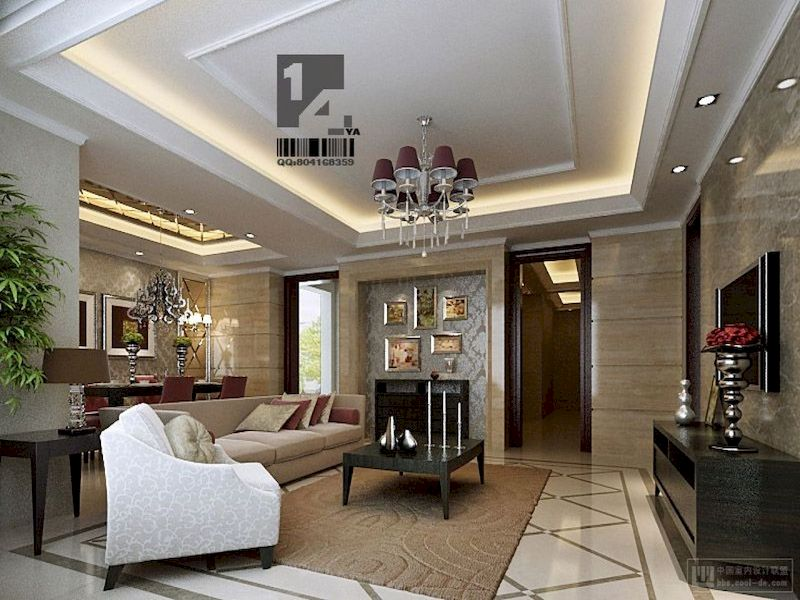 Impressive chinese living room decor ideas 36