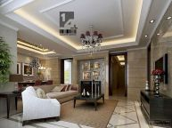 Impressive chinese living room decor ideas 36