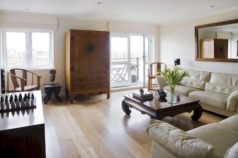 Impressive chinese living room decor ideas 40