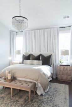 Inexpensive diy bedroom decorating ideas on a budget 08