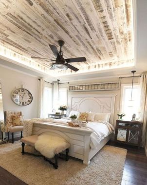 Inexpensive diy bedroom decorating ideas on a budget 22