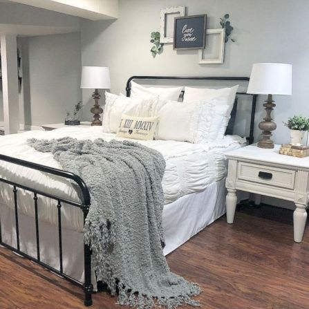 Inexpensive diy bedroom decorating ideas on a budget 43
