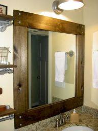 Inspiring bathroom mirror design ideas 19