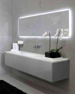 Inspiring bathroom mirror design ideas 34