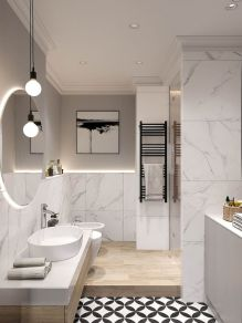 Inspiring bathroom mirror design ideas 42