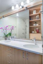 Inspiring bathroom mirror design ideas 46
