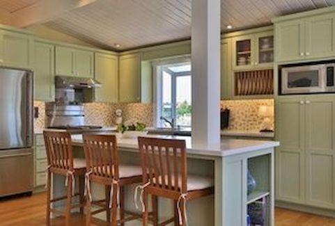 Latest coastal kitchen design ideas 04