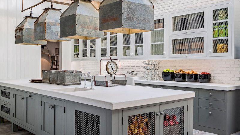 Latest coastal kitchen design ideas 12