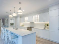 Latest coastal kitchen design ideas 17