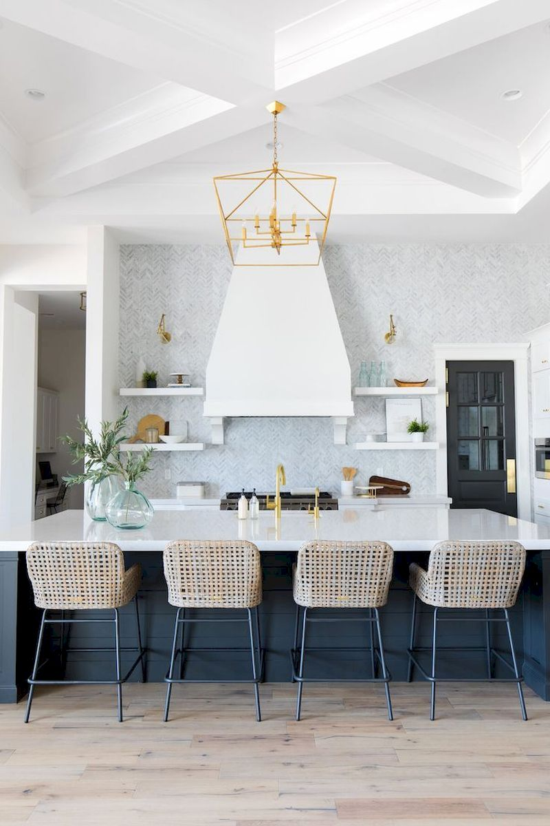 Latest Coastal Kitchen Design Ideas 25 Roundecor