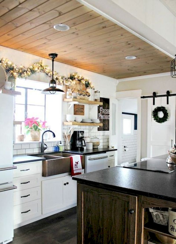 Latest coastal kitchen design ideas 40