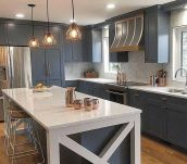 Latest coastal kitchen design ideas 43