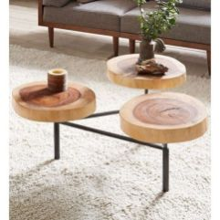 Magnificient coffee table designs ideas 17