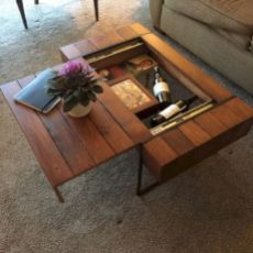 Magnificient coffee table designs ideas 23
