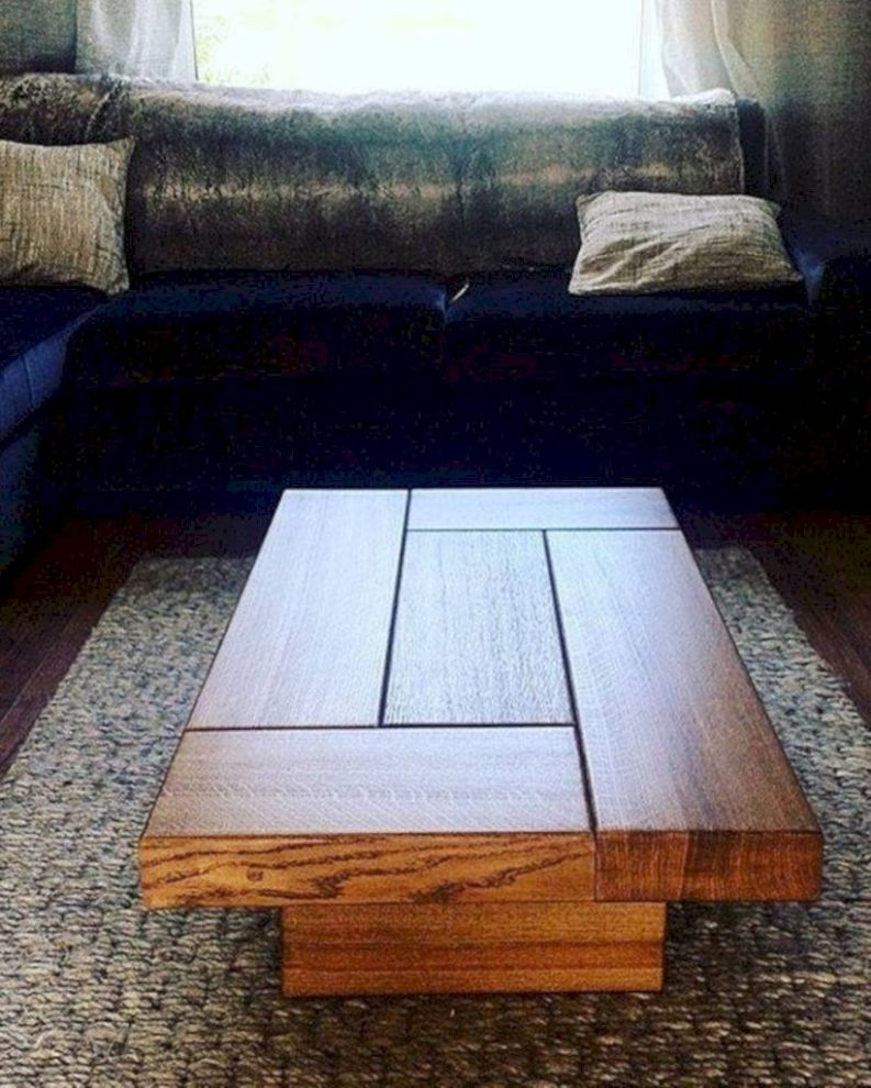 Magnificient coffee table designs ideas 32
