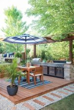 Modern outdoor kitchen designs ideas 10