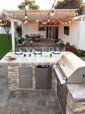 Modern outdoor kitchen designs ideas 11