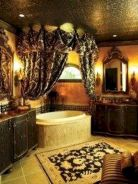 Newest gothic bathroom design ideas 03