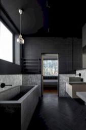 Newest gothic bathroom design ideas 04
