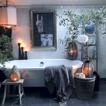 Newest gothic bathroom design ideas 07