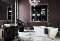 Newest gothic bathroom design ideas 11