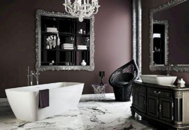 Newest gothic bathroom design ideas 12