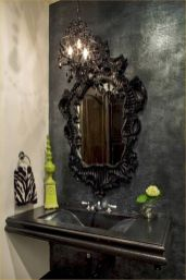 Newest gothic bathroom design ideas 14
