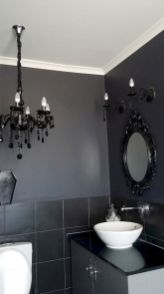 Newest gothic bathroom design ideas 15