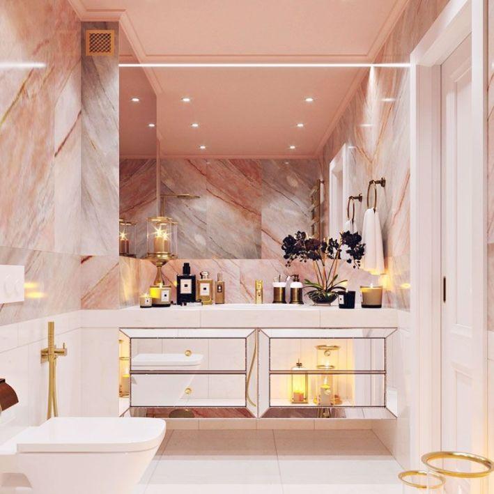 Newest gothic bathroom design ideas 20
