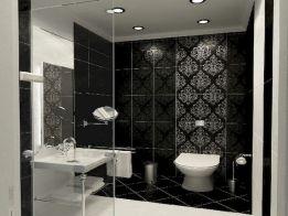 Newest gothic bathroom design ideas 24
