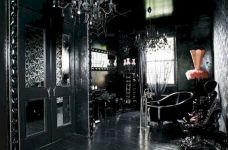 Newest gothic bathroom design ideas 25