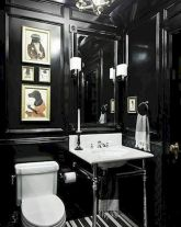 Newest gothic bathroom design ideas 30