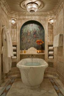 Newest gothic bathroom design ideas 44