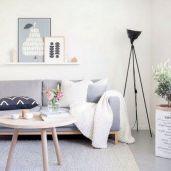 Stunning scandinavian living room design ideas 10