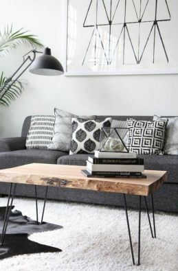 Stunning scandinavian living room design ideas 11