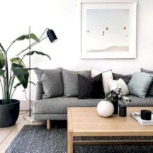 Stunning scandinavian living room design ideas 22