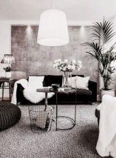 Stunning scandinavian living room design ideas 36