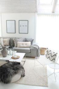 Stunning scandinavian living room design ideas 39