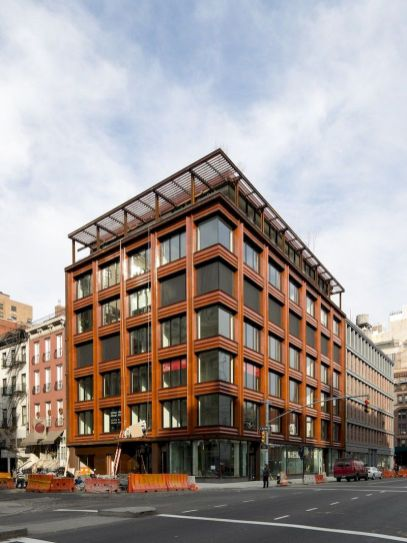 Trendy office architecture building ideas 10