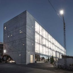 Trendy office architecture building ideas 14