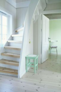 Unique coastal stairs design ideas for home this summer 11