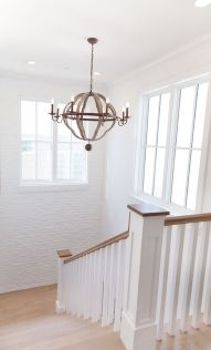 Unique coastal stairs design ideas for home this summer 19