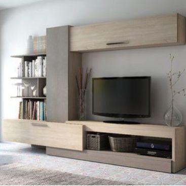 Adorable tv wall decor ideas 50