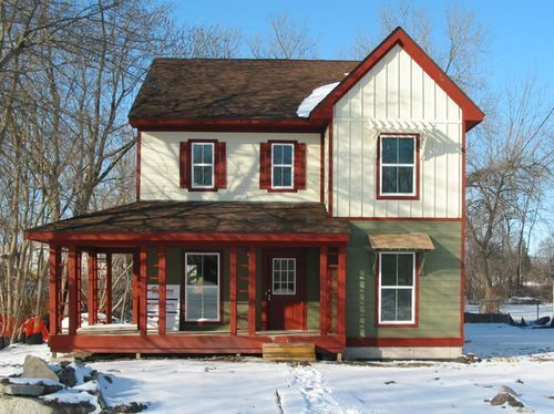 Affordable old house ideas look interesting for your home 16