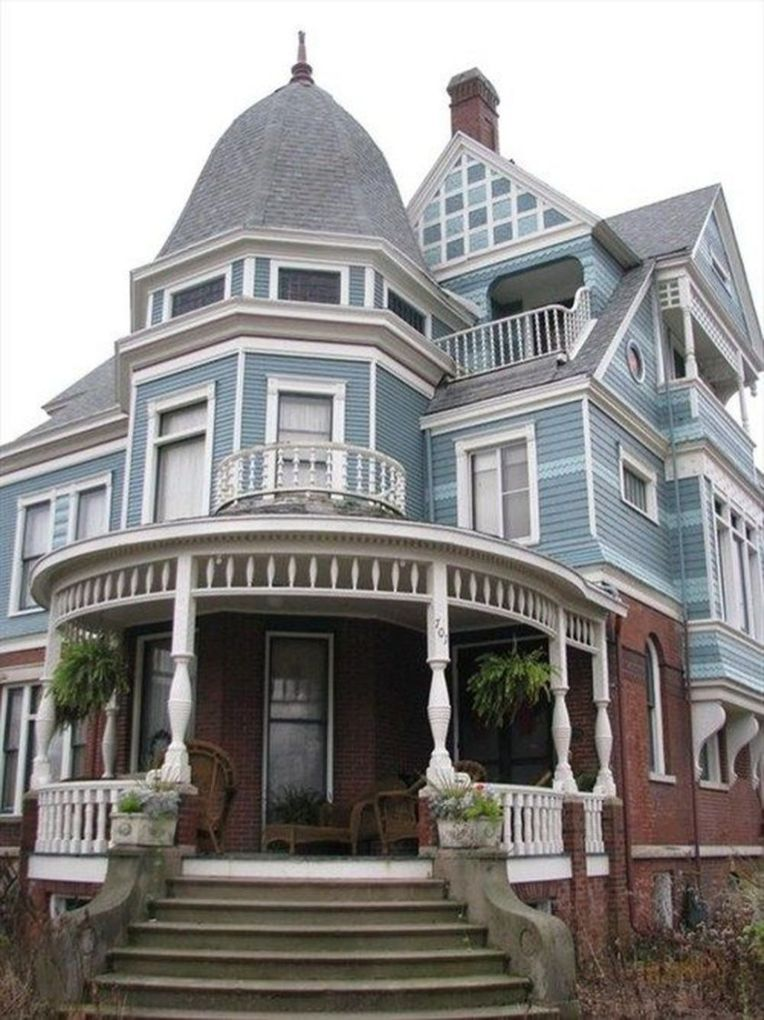 Affordable old house ideas look interesting for your home 24