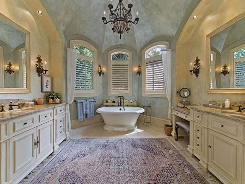 Amazing country bathrooms ideas you can imitate 02