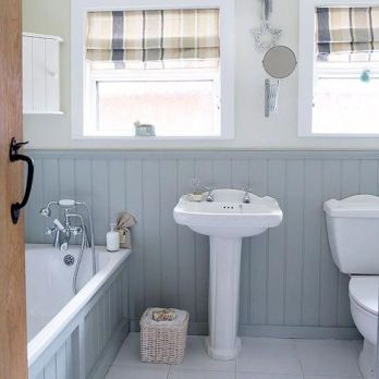 Amazing country bathrooms ideas you can imitate 03