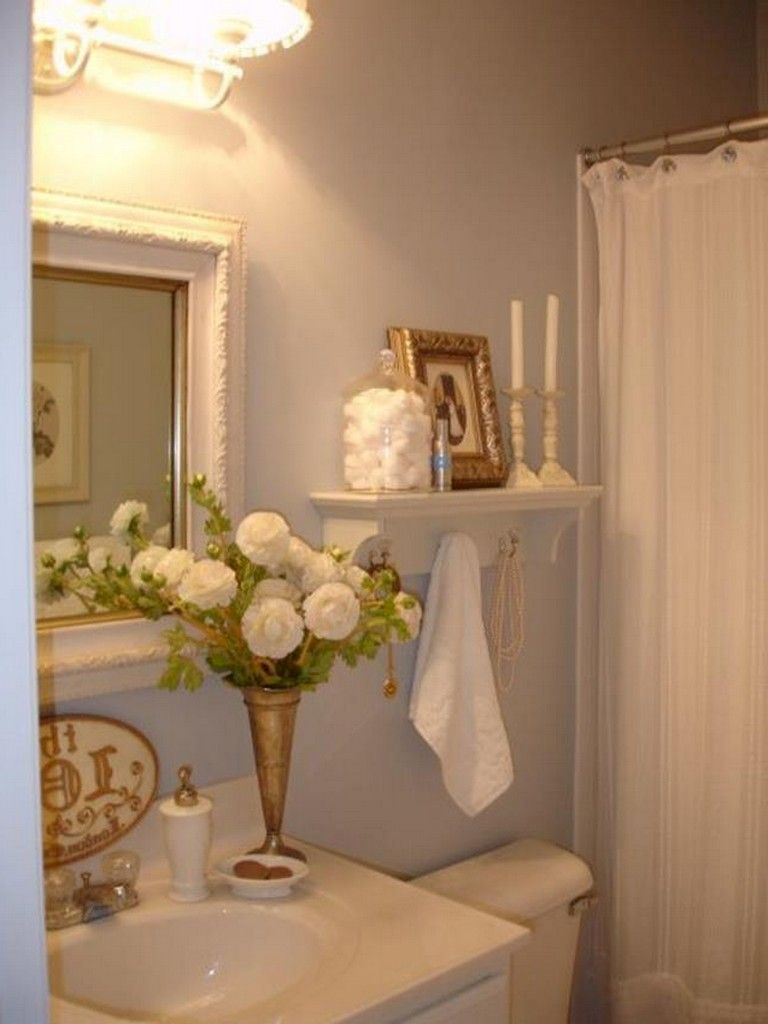 Amazing country bathrooms ideas you can imitate 40